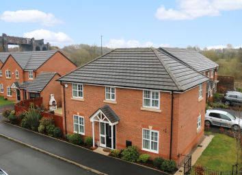 Thumbnail 4 bed detached house for sale in Roseway Avenue, Manchester