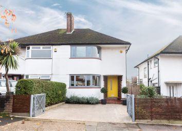 3 bed semi-detached house for sale in The Avenue, Harrow Weald, Harrow HA3