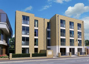 Thumbnail 1 bed flat for sale in West Barnes Lane, London