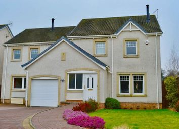 Thumbnail 5 bed detached house for sale in Tullibody Road, Alloa, Clackmannanshire