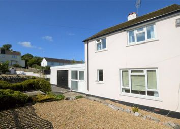 Thumbnail 3 bed end terrace house for sale in Furlong Close, Buckfast, Buckfastleigh, Devon