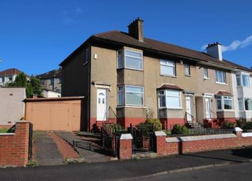 Thumbnail 2 bed end terrace house for sale in Garrowhill Drive, Garrowhill, Glasgow, Lanarkshire