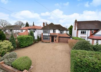 Thumbnail 5 bedroom detached house for sale in Marlings Park Avenue, Chislehurst