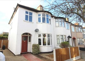 Thumbnail 3 bed end terrace house to rent in Hildaville Drive, Westcliff-On-Sea