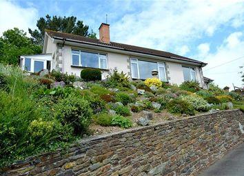 Thumbnail 4 bed bungalow for sale in Ruan Lanihorne, Ruan High Lanes, Truro, Cornwall
