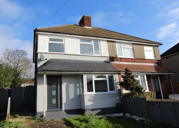 Thumbnail 3 bed semi-detached house for sale in Yorke Way, Hamble, Southampton