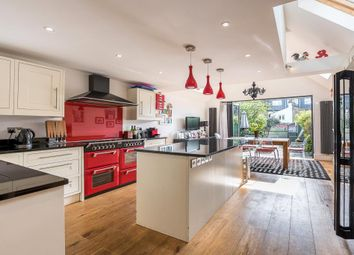 Thumbnail 3 bed terraced house for sale in Dingwall Road, London