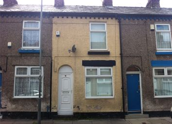 Thumbnail 2 bed terraced house for sale in Tudor Street, Liverpool, Merseyside