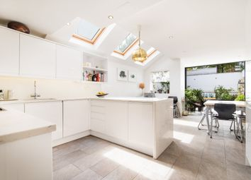 Thumbnail 4 bed terraced house for sale in Greyhound Road, Kensal Green, London