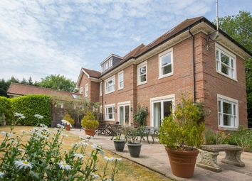 Thumbnail 4 bed detached house for sale in Old Avenue, St. Georges Hill, Weybridge, Surrey