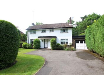 Thumbnail 4 bed detached house to rent in Pyrford Woods, Pyrford, Woking