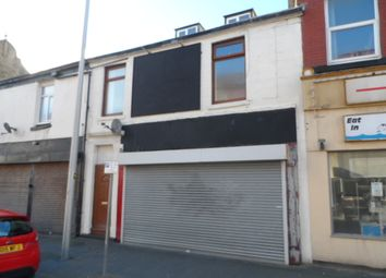 Thumbnail 4 bedroom flat to rent in Bond Street, Blackpool