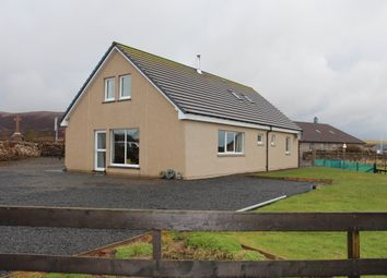 Thumbnail 4 bed detached house for sale in Auster Road, Orphir, Orkney