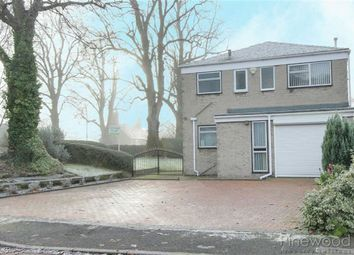 Thumbnail 3 bed detached house to rent in Vicarage Close, Heath, Chesterfield