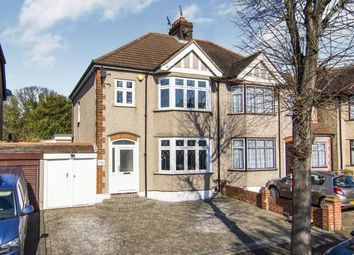 Thumbnail 3 bed semi-detached house for sale in Hornchurch, Well Presented Three B, Essex