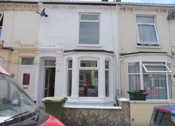 Thumbnail 3 bedroom terraced house to rent in Bosham Road, Copnor, Portsmouth, Hampshire