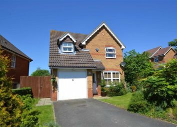 Thumbnail 3 bed detached house for sale in Bluebell Way, Dunston Park, Thatcham, Berkshire