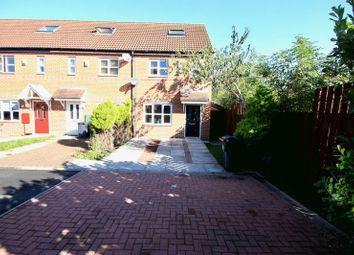 Thumbnail 3 bed end terrace house for sale in Church Grove, Darlington