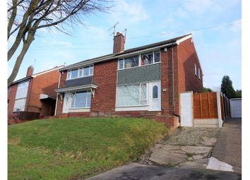 Thumbnail 3 bedroom semi-detached house for sale in Eve Lane, Dudley