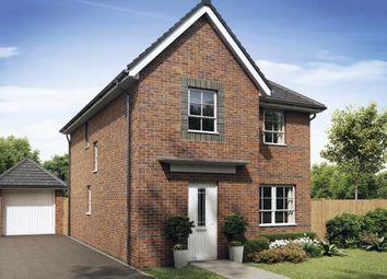 "Thumbnail 4 bedroom detached house for sale in ""Kingsley"" at Lightfoot Lane, Fulwood, Preston"