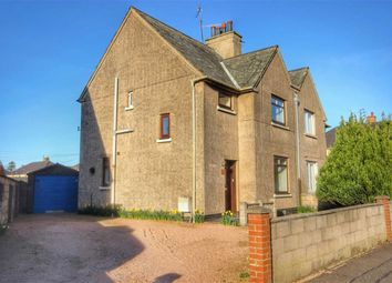 Thumbnail 3 bed semi-detached house for sale in 4, Watson Avenue, St Andrews, Fife