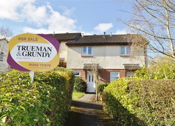 Thumbnail 2 bedroom terraced house for sale in St Peters Gardens, Farnham, Surrey