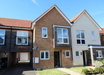Thumbnail 3 bed terraced house for sale in Sunflower Lane, Polegate