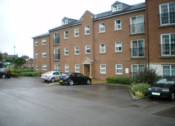 Thumbnail 2 bed flat to rent in St Christophers Walk, Burton Street, City Centre