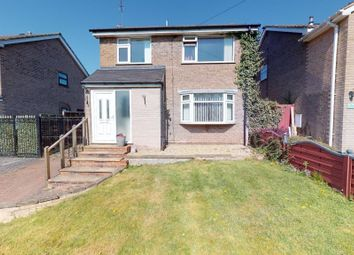 Thumbnail 3 bed detached house for sale in Flood St, Ockbrook, Derby