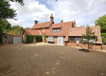 Thumbnail 5 bed detached house for sale in Church Lane, Wroxham