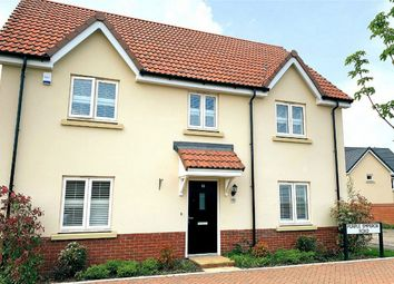 Thumbnail 4 bed detached house for sale in Purple Emperor Road, Thornbury, Bristol