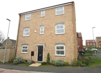 Thumbnail 4 bed detached house for sale in Woodhorn Close, Arnold, Nottingham