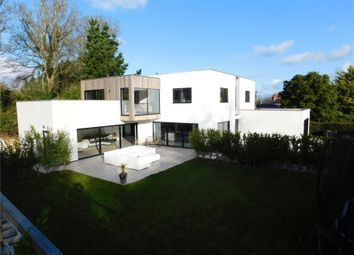 Thumbnail 5 bed detached house for sale in Treloyan, St Ives, Cornwall