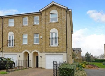 Thumbnail 4 bed town house for sale in Williams Grove, St James Park, Surbiton