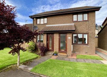Thumbnail 2 bed semi-detached house for sale in Glebe Court, Beith