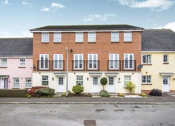 Thumbnail 3 bedroom terraced house for sale in Braiding Crescent, Braintree