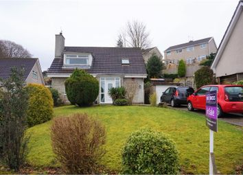 Thumbnail 4 bed detached house for sale in Russell Close, Newport