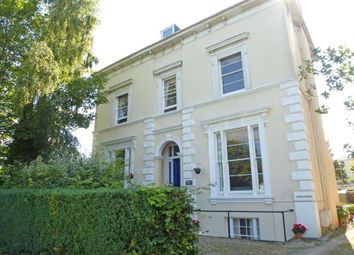 Thumbnail 1 bed flat to rent in Pittville Crescent, Cheltenham