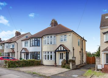 Thumbnail 3 bed semi-detached house for sale in Wharton Road, Headington