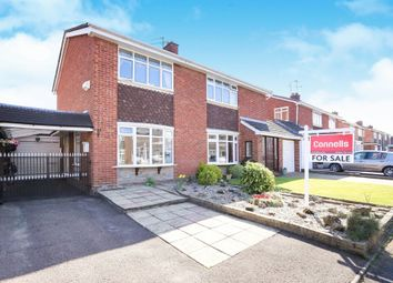 Thumbnail 2 bed semi-detached house for sale in Ravenhill Drive, Codsall, Wolverhampton