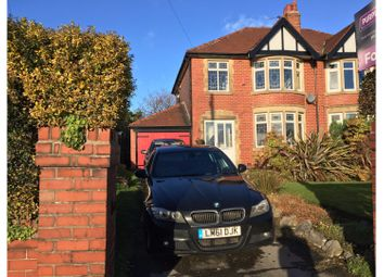 Thumbnail 3 bed semi-detached house for sale in Bury & Bolton Road, Manchester