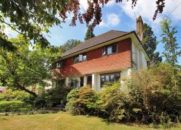 Thumbnail 5 bed detached house for sale in Bishops Down Park Road, Tunbridge Wells