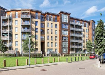Thumbnail 1 bedroom flat for sale in Harry Zeital Way, London