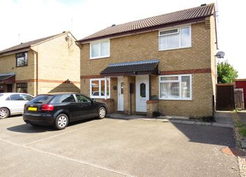 Thumbnail 2 bed semi-detached house for sale in Peterhouse Crescent, March