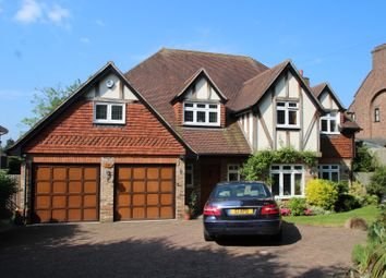 Thumbnail 5 bed detached house to rent in Chislehurst Road, Orpington, Kent