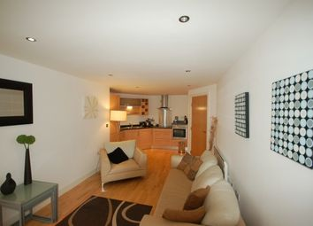 Thumbnail 1 bed flat to rent in Mcclure House, Leeds Dock, City Centre