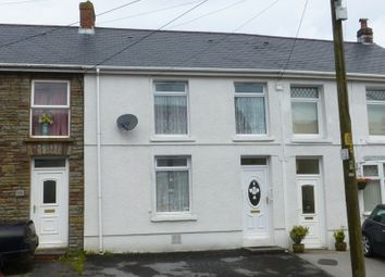 Thumbnail 3 bed terraced house for sale in Brynamman Road, Lower Brynamman, Ammanford, Carmarthenshire.