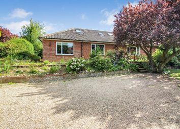 Thumbnail 5 bed property for sale in Triple Plea Road, Woodton, Bungay