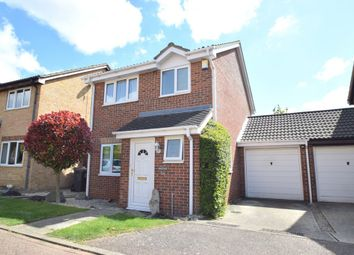Thumbnail 3 bed link-detached house for sale in Stockley Close, Haverhill