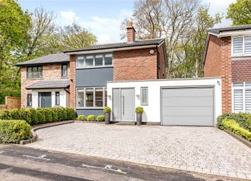 Thumbnail 3 bed link-detached house for sale in Forester Avenue, Knutsford, Cheshire